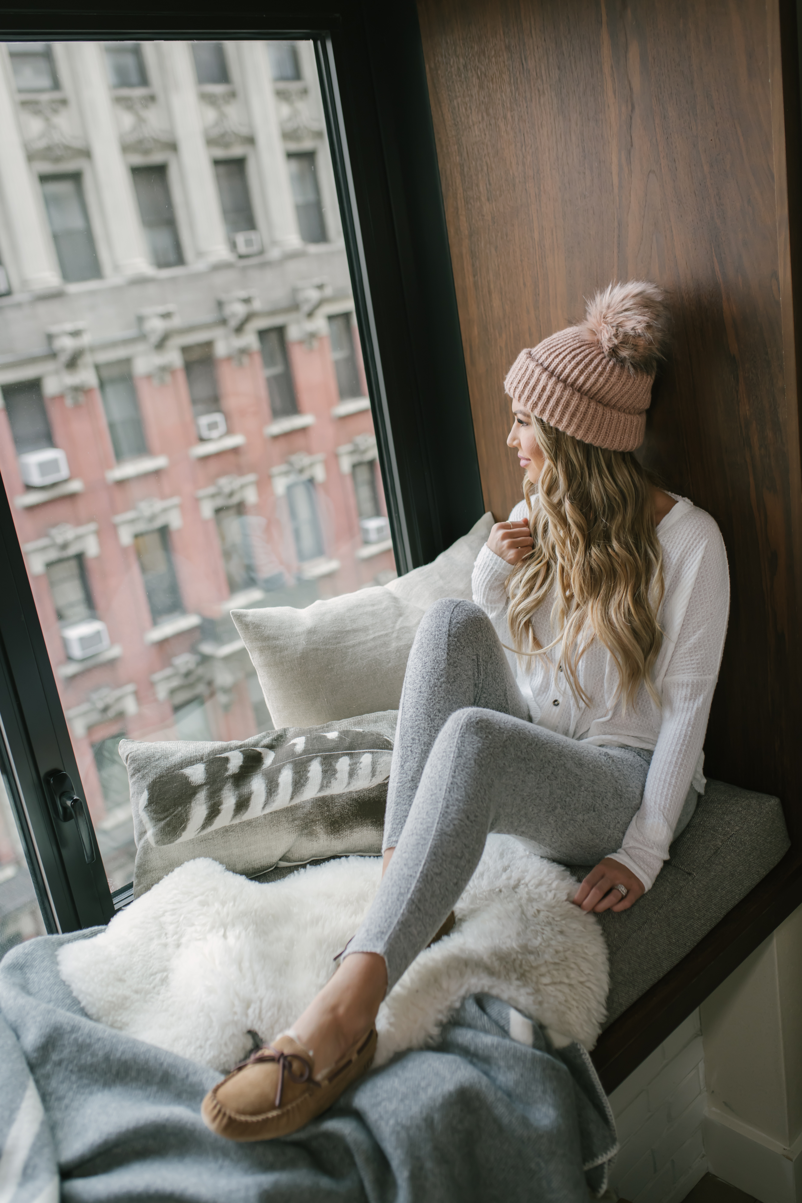 Cozy Ugg Slippers In Nyc Hollie Elizabeth A Lifestyle